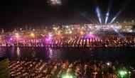 छह लाख से अधिक दीयों की रोशनी में नहाई रामनगरी अयोध्या