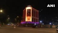 Mumbai: Shiv Sena Bhavan, CSMT railway station lit up for Diwali