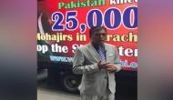 Voice of Karachi points out Pakistan 'hypocrisy' over Kashmir issue