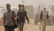 दिल्ली के बाद अब UP की वायु गुणवत्ता बिगड़ी, लोगों को आने लगे चक्कर