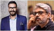 Baiju Bawara: Sanjay Leela Bhansali in talks with Ajay Devgn after fallout with Salman Khan