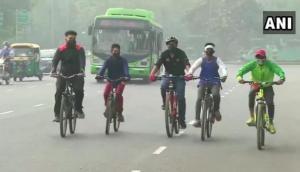 दिल्ली सरकार का 25% वायु प्रदूषण कम होने का दावा गलत : ग्रीनपीस इंडिया