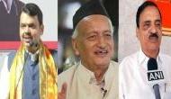 Devendra Fadnavis, Sena leader Diwakar Raote to meet Maharashtra Governor