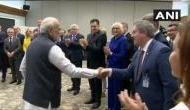 EU delegation meets PM Modi, NSA Ajit Doval; to visit Kashmir