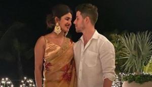 Priyanka Chopra celebrates first Diwali with hubby Nick Jonas; pics will make you scream Aww!