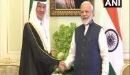 PM Modi meets Saudi energy minister