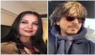 Shabana Azmi defends Shah Rukh Khan, says 'Islam not so weak'