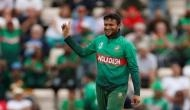 Shakib Al Hasan steps down from MCC's Cricket Committee after getting banned for 2 years