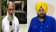 Navjot Singh Siddhu is pro-Pakistani, says BJP's Anil Vij