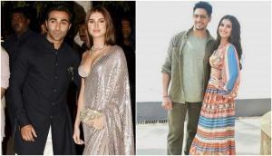 Has Ranbir Kapoor's cousin Aadar Jain stolen Tara Sutaria from Sidharth Malhotra?