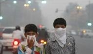 Delhi air quality back to 'poor' level
