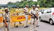 Delhi on high alert after reports of terrorists from J-K attempting to enter city
