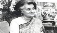 PM Modi, Amit Shah pay homage to Indira Gandhi on her death anniversary
