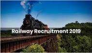 रेलवे में निकली बंपर वैकेंसी, 10वीं से लेकर ग्रेजुएट पास उम्मीदवार कर सकते हैं आवेदन