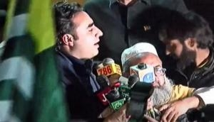 Not ready to bow before any dictator, says Bilawal Bhutto at Azadi March