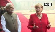 Germany, India linked by 'very close ties': Merkel at Rashtrapati Bhawan