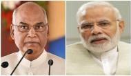 President Kovind, PM Modi wish people of Kerala, Karnataka and MP on foundation days