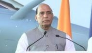 Rajnath Singh visits US naval air station, reflects on strong defence ties