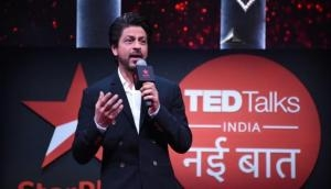 TED Talks season 2: Shah Rukh Khan drops teaser of India Nayi Baat which will leave you inspired!