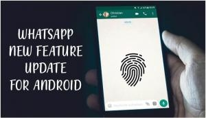 WhatsApp New Feature: Know how to activate fingerprint unlock for WhatsApp on Android