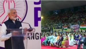 Video: हाउडी मोदी की तरह बैंकॉक में 'सवास्दी मोदी' कार्यक्रम, PM मोदी का मुरीद हुआ थाईलैंड