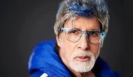 आंखों की रोशनी से परेशान हैं अमिताभ बच्चन, बोले- आ सकता है अंधापन