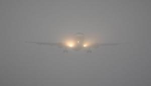 Air pollution hits flight operations in Delhi