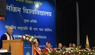 President Kovind lauds Sikkim for atmosphere of peace, harmony