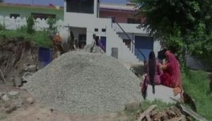 J-K: Thousands of bunkers being constructed for safety of citizens in villages near LoC