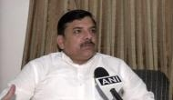 Air pollution, economic slowdown among other issues discussed in all-party meeting: AAP's Sanjay Singh