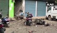 मणिपुर के थांगल बाजार में बड़ा IED ब्लास्ट, चार पुलिसकर्मियों समेत एक नागरिक घायल