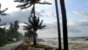 IMD: Cyclone Amphan stood about 600 km south of Paradip on Monday night