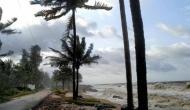 आज तबाही मचा सकता है चक्रवाती तूफान 'अम्फान', ओडिशा के कई इलाकों में तेज हवाओं के साथ बारिश शुरु