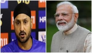 'Please save us from North India's air pollution', Harbhajan Singh appeals to PM Modi