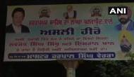 Kartarpur Corridor opening: Posters crediting Navjot Singh Sidhu, Imran Khan surface in Amritsar