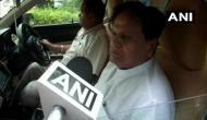 Delhi: Ahmed Patel meets Gadkari over farmers' issues