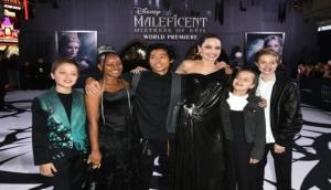Angelina Jolie on her children: I learn from their strength