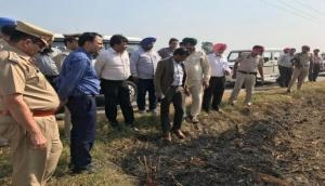 Ludhiana: District Administration intensifies drive against stubble burning, 22 farmers arrested