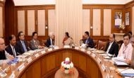 FM Nirmala Sitharaman reviews state of economy at FSDC meeting