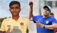 15 साल के इस गेंदबाज ने हासिल किया बड़ा मुकाम, कर ली अनिल कुंबले के इस रिकॉर्ड की बराबरी