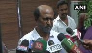 Attempts made to paint me in BJP's colours akin Thiruvalluvar's statue, says Rajinikanth
