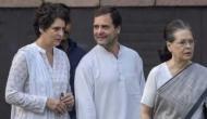 गांधी परिवार की SPG सुरक्षा हटाने को लेकर लोकसभा में कांग्रेस पार्टी का जोरदार हंगामा