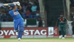 बांग्लादेश के खिलाफ रोहित शर्मा ने लगाई रिकॉर्ड की झड़ी, मैच में बने कुल इतने रिकॉर्ड