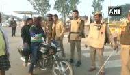 अयोध्या केस: पूरे देश में कड़ी हुई सुरक्षा व्यवस्था, हेलीकॉप्टर से रखी जा रही नजर