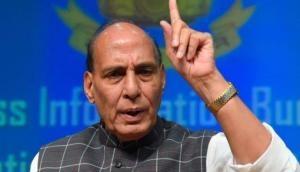 अयोध्या: राम जन्मभूमि पर आए फैसले पर रक्षामंत्री राजनाथ सिंह का बड़ा बयान