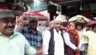 Maharashtra Congress MLAs visit Ajmer Sharif dargah