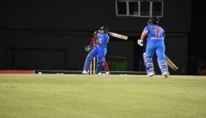 Shefali Verma, Smriti Mandhana guide India women to 10-wicket win over West Indies