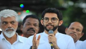 Arvind Sawant on Aaditya Thackeray: Watch him on YouTube, You'll get to know his potential
