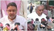 Congress calls Maharashtra leaders to Delhi, NCP waits for decision