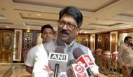 Shiv Sena MP Arvind Sawant announces resignation from ministerial post